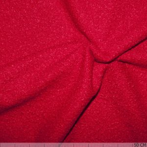 Wasable Boucle Vilt Red