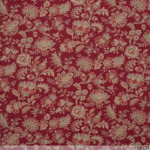 French General Flower Warm Red 11