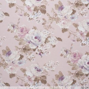 Nobo Romantic Flower Pink-Pink