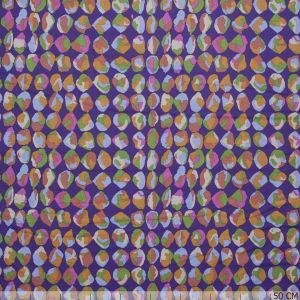 Brandon Mably Baubles Purple Fabric