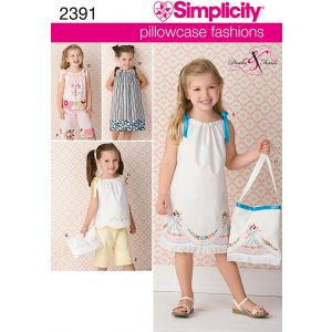 Simplicity Schnittmuster 2391-A