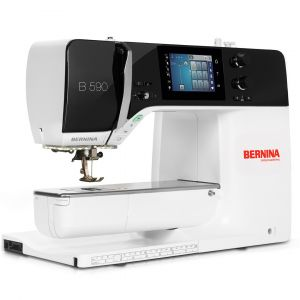 BERNINA 590 BORDUURMODULE
