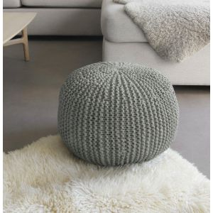Phildar KIT DIY POUF GRIS CHINE